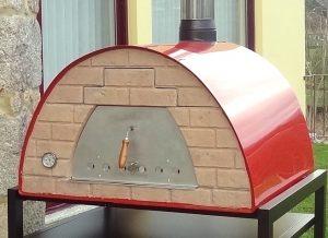 Portable pizza oven MAXI Maximus