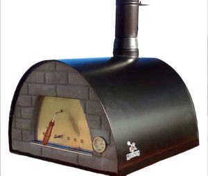 Portable pizza oven Maximus