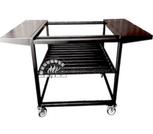 Trolley stand for  MAXI Maximus wood fired oven