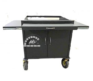 Cabinet Trolley for wood fired oven Maxi Maximus