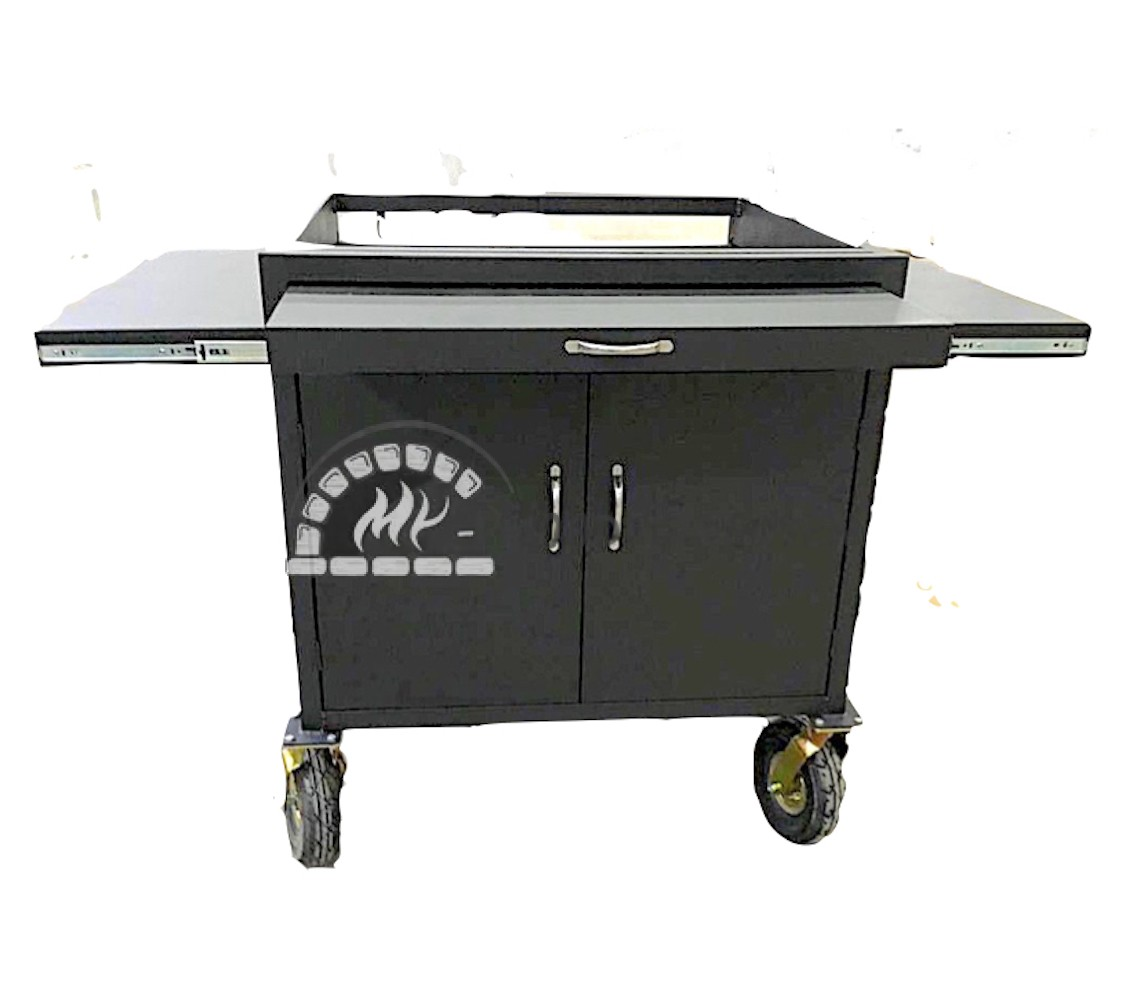 cabinet trolley for Maxi pizza oven