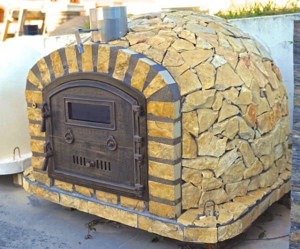 gourmet wood fired ovens