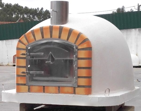 Gourmet wood fired oven