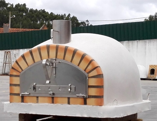 Pizzaioli white pizza ovens